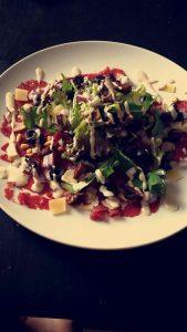 Recept: Carpaccio met truffelmayonaise